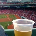 Reduced Beer at Fenway Promotion