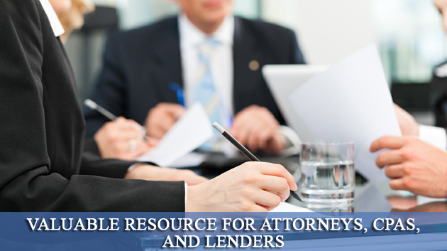 Valuable Resource for Attorneys, CPAs, and Lenders, Liquor License,