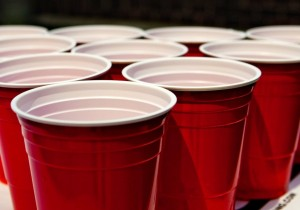 Water Pong Cups